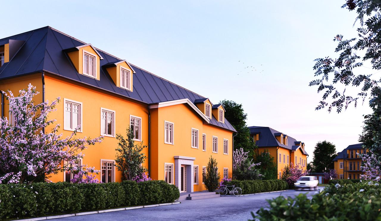 Steninge Slottsby, Interoc 2