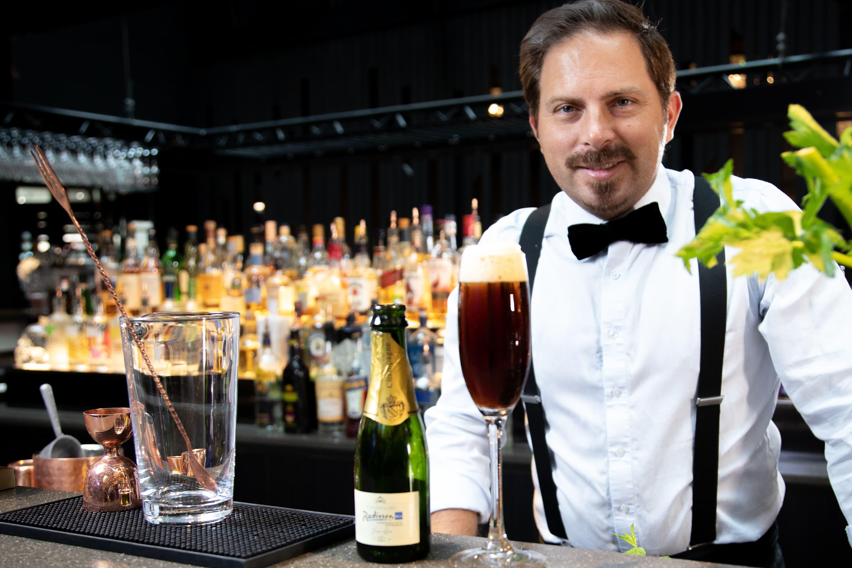 Brunch by Ben cocktails
